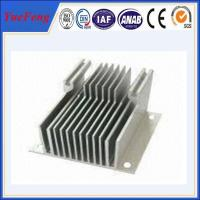 Buy cheap soldering aluminum extrusion heat sink used for CPU thermal solution product