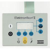 Buy cheap Glossy Foggy Keypad Flat Membrane Switch Panel ISO9001 / ISO14001 product