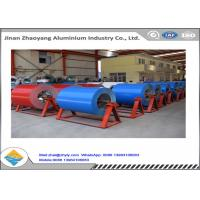 Buy cheap Coated Perforated Strip Color Coated Aluminum Coil Pre - Painted Aluminium Coil product