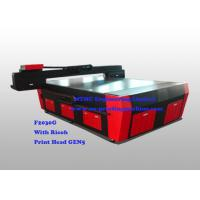 Buy cheap Advertisement Large Format UV Printer  F2030G With Anti-collision System product
