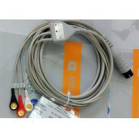 Buy cheap Compatible BIONET 6 Pin ECG Patient Cable For Hospital Medical Equipment product