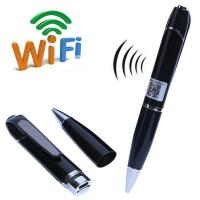 Quality 720P HD WIFI P2P Pen Spy Hidden Camera Covert Video Streaming Recorder Home for sale