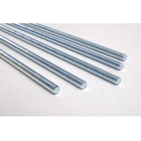Buy cheap 1 Meter 3/8-16 Carbon Steel Zinc Plated Threaded Rod product