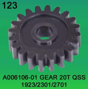Buy cheap A006106-01 GEAR TEETH-20 FOR NORITSU QSS1923,2301,2701 minilab product
