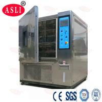 Buy cheap 150L Temperature And Humidity Environmental Test Chambers For Quality Checking product