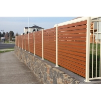 Buy cheap Decorative Garden Fence Panel General Aluminum Frame Extrusions product
