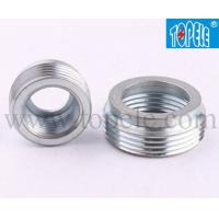 Buy cheap Electrical IMC Conduit Fittings Of Zinc Plated Steel Reducing Bushing/Threaded Reducer product