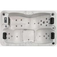 Buy cheap 2 - 3 Person Pool Spa Equipment Hot Tub Therapy Spa with 30 whirlpool massage jets product