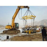 Quality Hydraulic Pile Breaker For Round Concrete Pile Cutting Machine 600 - 1800mm Pile Diameter for sale