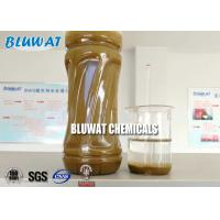 Buy cheap Polyamine Cationic Coagulant used for Wastewater Treatment from Food and Industry product