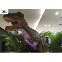 Buy cheap Sunproof / Waterproof Life Size Jungle AnimalsWith Infrared Sensor / Remote Control product