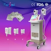 China 3 Cryo handles fat freezing cryolipolysis machine for fat cell freezing treatment on sale