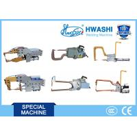 Buy cheap Low Voltage High Precision Portable Spot Welding Machine Hwashi For Metal Wire product