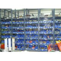 Buy cheap Light duty slotted angle shelving for storage warehouse product