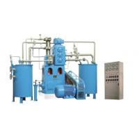 Buy cheap Steel Blue Color 0.01MPa 2 Row 5 Stage Lubricated Nitrogen / Oxygen Compressor Machine product