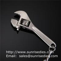 Buy cheap Metal tool wrench holder key tags, in stock metal spanner tool pendant keychains product