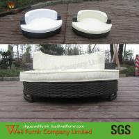 Quality Washable Cane  Dog  Bed , Lovely Rattan Dog Sleeping Bed for sale