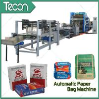 Buy cheap Cement and Chemical Paper Bag Forming Machine Moisture Protection PP Inliners product
