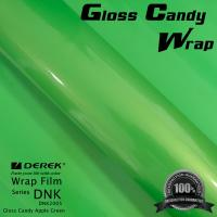 Buy cheap Gloss Candy Lime Green Vinyl Wrap Film - Gloss Lime Green product