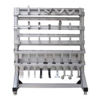Buy cheap Modular Slot Framing System 6063-T5 T6 Aluminum Stage Truss product