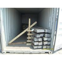 Buy cheap 25 - 180 MM Width Hot Rolled Flat Bar of Mild Steel Products With Q195, Q215, Q235 product