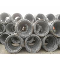 Buy cheap Structural Fabrication Professional Wire Rod ER70S-3 5.5mm / 6.5mm welding consumables product