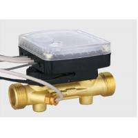 Buy cheap Convection Type Portable Water Meter / Portable Water Meter Dia DN15 - DN40 from wholesalers