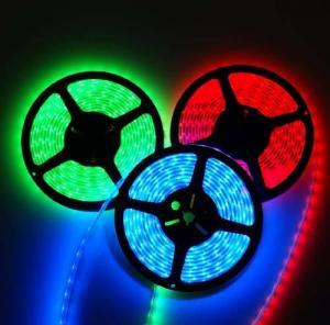 Buy cheap Waterproof Flexible SMD LED Light Ribbon product