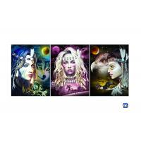 Buy cheap Film Lamination Lenticular Flip , 3D Triple Transition Lenticular Poster 12x17 Inches product