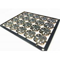 Buy cheap Black Soldermask 1-22 Layers HDI Printed Circuit Board with ENIG/ HASL from wholesalers