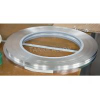 Buy cheap Excellent Elasticity Flat Copper Nickel Alloy Wire Resistance Strip With Bright Surface product