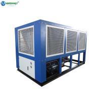 Buy cheap Low Temperature Water Cooling Unit Industrial Air Cooled Glycol Chiller For Dairy product