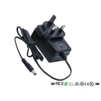 Buy cheap High Power UK Plug Universal Power Supply Adapter 18V 1000mA With CE product
