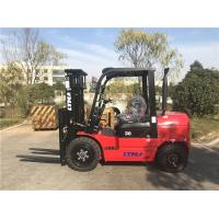 Buy cheap 3000kg Capacity Diesel Forklift Truck Automatic Transmission 3m Lifting Height product