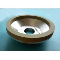 Buy cheap Electroplated Small Bowl Shape Diamond Cup Wheel Resin Bonded 100mm 150mm product