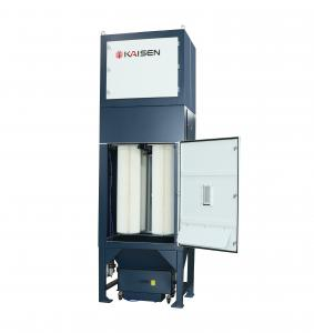 Buy cheap Robot Welding 10000m3/H Stand Central Dust Collector product