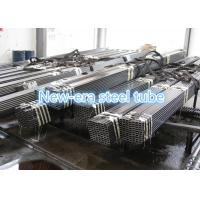 Buy cheap Construction Hollow Section Steel Tube , Hollow Square TubeASTM A500 Standard product