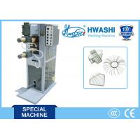 Buy cheap Portable Foot Operated Spot Welder For Iron Electrical Box / Steel Sheet / Wire Frame product