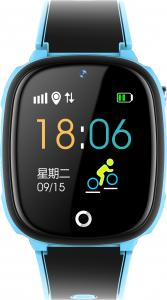 Buy cheap Dual Positioning ROHS Kids Touch Screen Smartwatch product