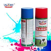 Quality Harmless Colorful Animal Marking Paint Safe Spray Distinguish Between Sheep / for sale