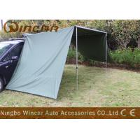 Buy cheap 4X4 Offroad Car Side Awning Tents With Side Walls For Camping Size Custom product