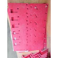 Buy cheap Red Color GPO -3 Laminated Sheet CNC Machined Parts With UL Recognized product