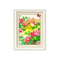 Buy cheap Flowers And Plants 5D Images Lenticular Art Prints For Restaurant Decor from wholesalers