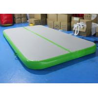 Buy cheap Drop Stitch Inflatable Air Track , Gymnastics Air Mat Apply To Sport Game product