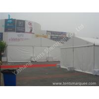 Buy cheap Rustless Aluminum Frame Outdoor Event Tent for Sound Facilities Exhibition product