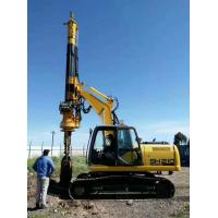 Buy cheap TYSIM KR50A Small Rotary Piling Rig Drilling Rig Attachment  for Foundation Construction from wholesalers