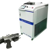 Buy cheap Stable Metal Laser Cleaning Machine Rust Oxide Painting Coating Removal product