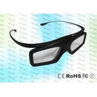 Buy cheap Light Weighted, LCD Shutter Home Theatre 3D TV Glasses For Sumsung,Sony,Panasonic 3D TV product