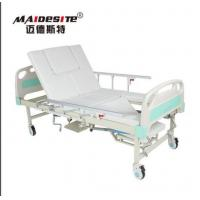Buy cheap Four Cranks Adjustable Hospital Beds , Adults Adjustable Beds For Disabled product