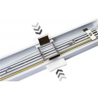China Flicker Free Driver LED Linear Lighting 5ft 24W 3000V High Voltage Durability on sale